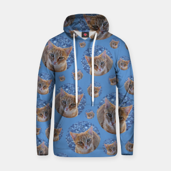 Thumbnail image of Give me love - pattern Hoodie, Live Heroes