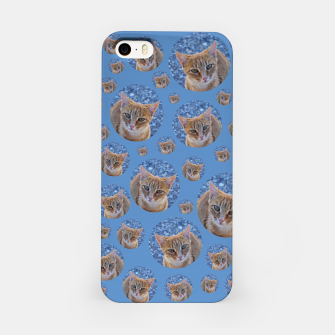 Thumbnail image of Give me love - pattern iPhone Case, Live Heroes
