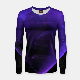 Thumbnail image of Magic stone Women sweater, Live Heroes