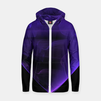 Thumbnail image of Magic stone Zip up hoodie, Live Heroes