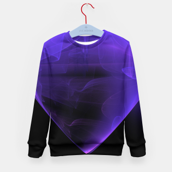 Thumbnail image of Magic stone Kid's sweater, Live Heroes