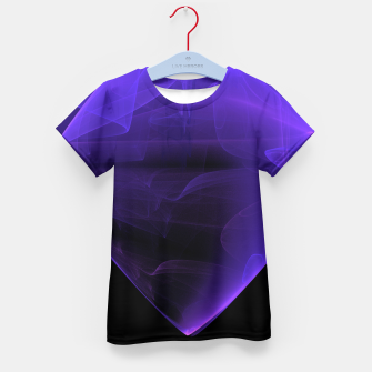 Thumbnail image of Magic stone Kid's t-shirt, Live Heroes