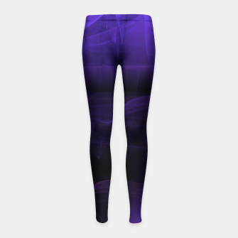 Thumbnail image of Magic stone Girl's leggings, Live Heroes