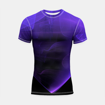 Thumbnail image of Magic stone Shortsleeve rashguard, Live Heroes