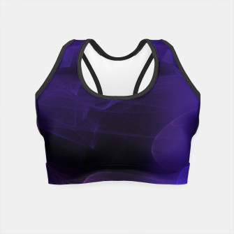 Thumbnail image of Magic stone Crop Top, Live Heroes