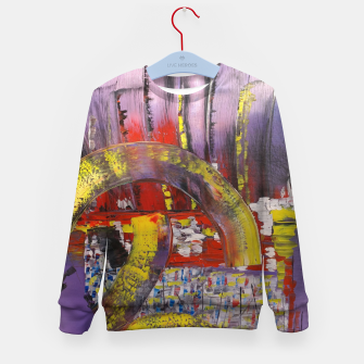 Thumbnail image of ARCUL Kid's sweater, Live Heroes