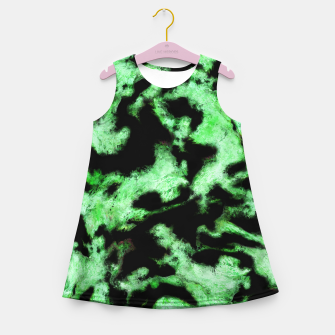 Thumbnail image of Eroding the thought 2 Girl's summer dress, Live Heroes