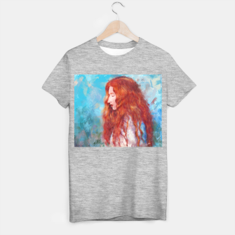 Thumbnail image of Kissed By Fire T-shirt regular, Live Heroes