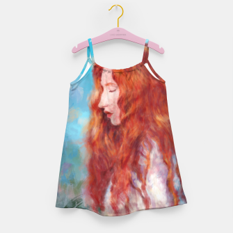 Thumbnail image of Kissed By Fire Girl's dress, Live Heroes