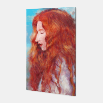 Thumbnail image of Kissed By Fire Canvas, Live Heroes