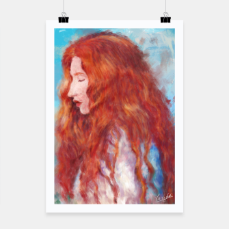 Thumbnail image of Kissed By Fire Poster, Live Heroes
