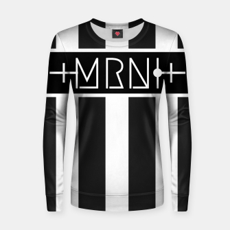 Thumbnail image of MRN Women sweater, Live Heroes