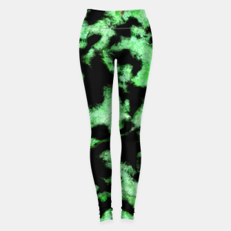 Thumbnail image of Eroding the thought 2 Leggings, Live Heroes