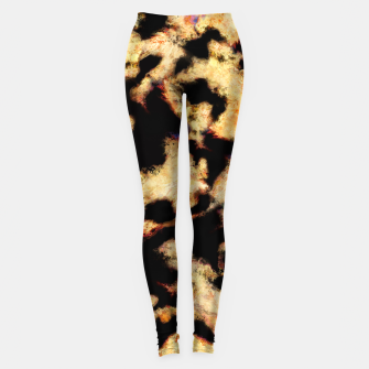 Thumbnail image of Eroding the thought Leggings, Live Heroes
