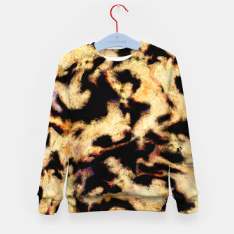 Thumbnail image of Eroding the thought Kid's sweater, Live Heroes