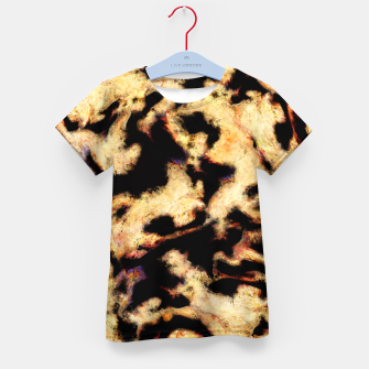 Thumbnail image of Eroding the thought Kid's t-shirt, Live Heroes