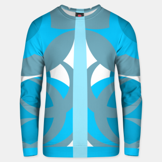 Thumbnail image of IcyBlue Unisex sweater, Live Heroes