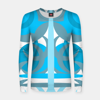 Thumbnail image of IcyBlue Women sweater, Live Heroes