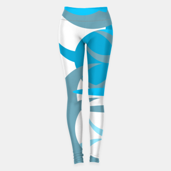 Thumbnail image of IcyBlue Leggings, Live Heroes