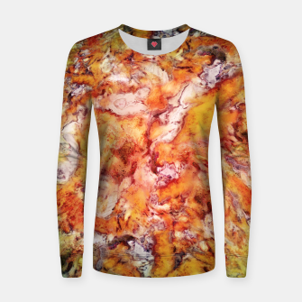 Thumbnail image of Floral escalator Women sweater, Live Heroes
