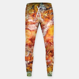 Thumbnail image of Floral escalator Sweatpants, Live Heroes