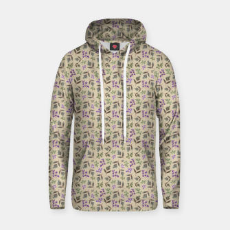 Thumbnail image of Winter Foliage Hoodie, Live Heroes