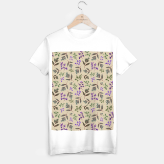 Miniaturka Winter Foliage T-shirt regular, Live Heroes