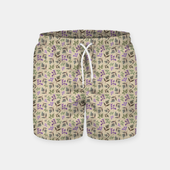 Miniaturka Winter Foliage Swim Shorts, Live Heroes