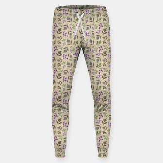 Miniaturka Winter Foliage Sweatpants, Live Heroes