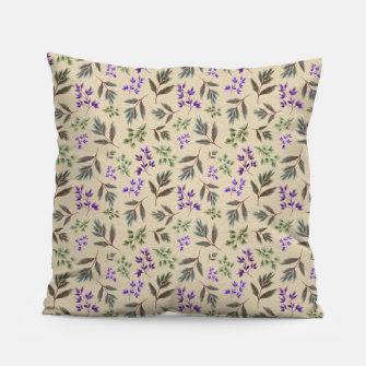 Miniaturka Winter Foliage Pillow, Live Heroes