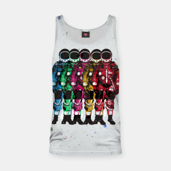 Thumbnail image of Dudes II Tank Top, Live Heroes