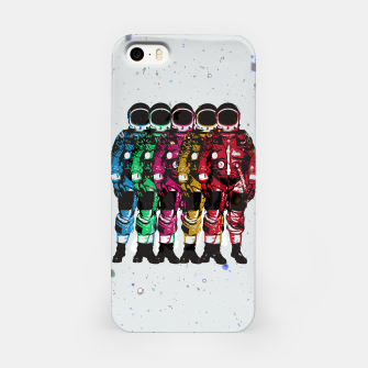 Thumbnail image of Dudes II iPhone Case, Live Heroes