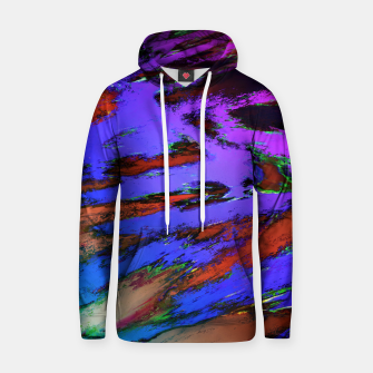 Thumbnail image of Thinking skies blue Hoodie, Live Heroes