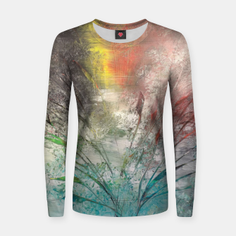 Thumbnail image of COPACUL MAGIC Women sweater, Live Heroes