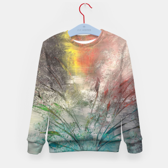 Thumbnail image of COPACUL MAGIC Kid's sweater, Live Heroes