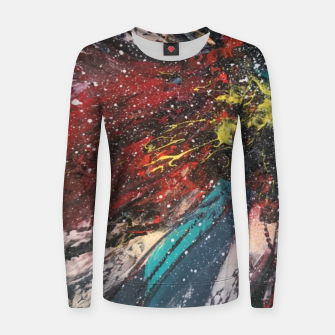 Thumbnail image of REAL Women sweater, Live Heroes