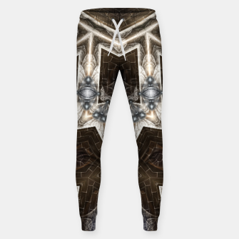 Thumbnail image of HAW-M73656P Sweatpants, Live Heroes