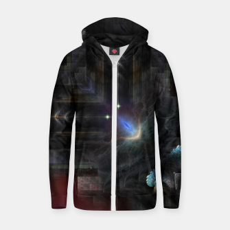 Thumbnail image of ROO-M1I45O315 Zip up hoodie, Live Heroes