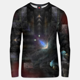 Thumbnail image of ROO-M1I45O315 Unisex sweater, Live Heroes