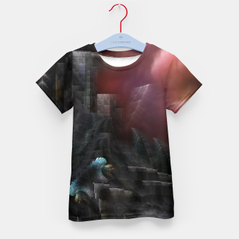 Thumbnail image of ROO-M1I45O315 Kid's t-shirt, Live Heroes