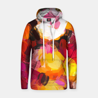 Thumbnail image of Delicious Floral Hoodie, Live Heroes