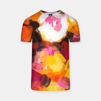 Thumbnail image of Delicious Floral T-shirt, Live Heroes