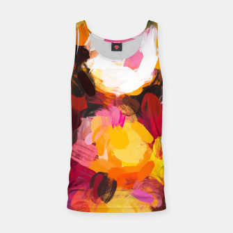 Thumbnail image of Delicious Floral Tank Top, Live Heroes