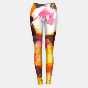 Thumbnail image of Delicious Floral Leggings, Live Heroes