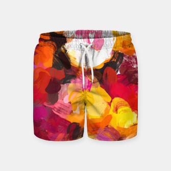 Thumbnail image of Delicious Floral Swim Shorts, Live Heroes