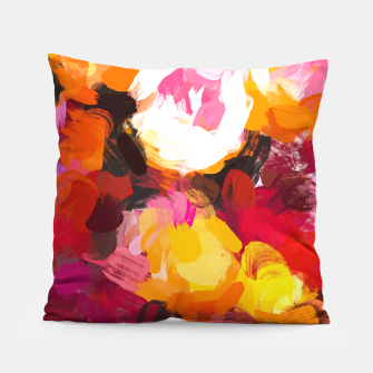 Thumbnail image of Delicious Floral Pillow, Live Heroes