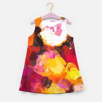Thumbnail image of Delicious Floral Girl's summer dress, Live Heroes