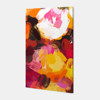 Thumbnail image of Delicious Floral Canvas, Live Heroes