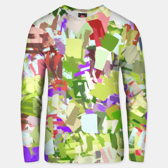 Thumbnail image of Green Freshness Unisex sweater, Live Heroes