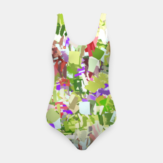 Thumbnail image of Green Freshness Swimsuit, Live Heroes